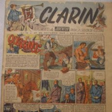 Tebeos: CLARIN Nº 16. Lote 66356294