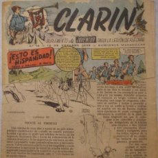 Tebeos: CLARIN Nº 15. Lote 66357146