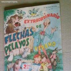 Tebeos: EXTRAORDINARIO FLECHAS Y PELAYOS 1945 - ,FET Y JONS- ORIGINAL -. Lote 67318941