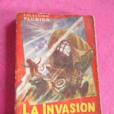 Tebeos: MUY RARA LA INVASION COLECCION FLORIDA N 33. Lote 68641761