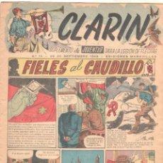 Tebeos: CLARIN ORIGINAL Nº 14 - AÑO 1949. Lote 68877753