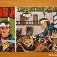 Tebeos: FRONTIER JIM, Nº 2 TRAICIÓN EN LA FRONTERA - EDITORIAL MATEU 1959. Lote 69597913