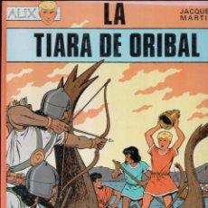 Tebeos: ALIX -LA TIARA DE ORIBAL- OIKOS-TAU 1ª EDICIÓN 1969. Lote 70302489
