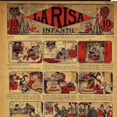 Tebeos: LA RISA INFANTIL Nº 182 (AÑO IV, MARCO, 1928). Lote 71504955