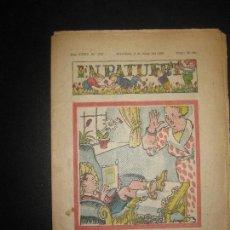 Tebeos: EN PATUFET Nº 1767. 4 MARÇ DEL 1938. JUNCEDA, LLAVERIES,MALLOL...GUERRA CIVIL.. Lote 72871107