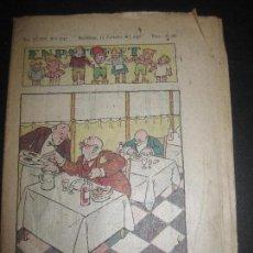 Tebeos: EN PATUFET Nº 1747. 15 D'OCTUBRE DEL 1937. JUNCEDA, LLAVERIES, MALLOL...GUERRA CIVIL.. Lote 72871451
