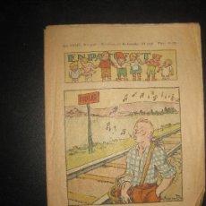 Tebeos: EN PATUFET Nº 1756. 17 DE DESEMBRE DEL 1937. JUNCEDA, LLAVERIES, MALLOL...GUERRA CIVIL.. Lote 72871519