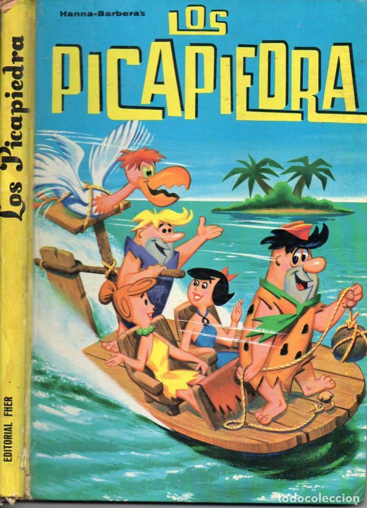 LOS PICAPIEDRA (FHER, 1965) (Tebeos y Comics - Tebeos Otras Editoriales Clásicas)