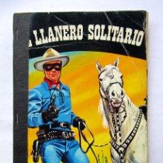 Tebeos: EL LLANERO SOLITARIO (COLECCIÓN BRIGAR Nº 27 FHER 1975). Lote 73748455