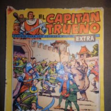 Tebeos: TEBEO - COMIC - EL CAPITÁN TRUENO - AÑO IV - Nº 192 - EXTRA - . Lote 74363575