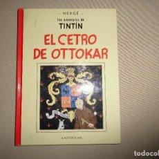 AVENTURAS DE TINTIN EL CETRO DE OTTOKAR CASTERMAN