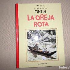 AVENTURAS DE TINTIN LA OREJA ROTA CASTERMAN