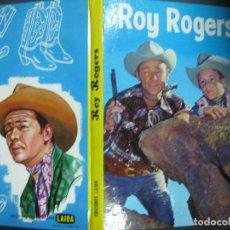 Tebeos: ROY ROGERS. EDICIONES LAIDA . FHER. 1967.. Lote 75291183