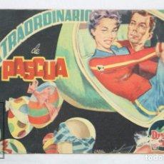 Tebeos: CÓMIC DIEGO VALOR. EXTRAORDINARIO PASCUA - EDICIONES CID, 1958. Lote 75302823