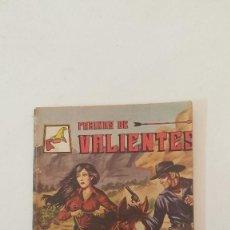 Tebeos: PAGINAS DE VALIENTES - MENSAJE ORIENTAL - ED. FOCA. Lote 75516403