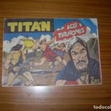 Tebeos: TITAN Nº 21 EDITA ACROPOLIS. Lote 75951835