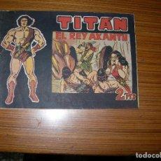 Tebeos: TITAN Nº 12 EDITA ACROPOLIS. Lote 122714611