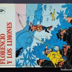 Tebeos: FLORENCIO Y LOS LIMONES. JAIMES LIBROS. MUY BUEN ESTADO. VER FOTOS. Lote 76814615