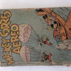 Tebeos: MICKEY CORREO AEREO. EDITORIAL MOLINO PRIMERA ED 1934. WALT DISNEY. VER FOTOS. Lote 77089841