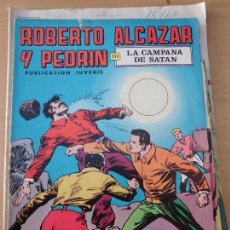 Tebeos: TEBEO COMIC ROBERTO ALCAZAR Y PEDRIN LA CAMPANA DE SATAN 2ª EPOCA Nº36 CO-399. Lote 78114121