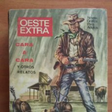 Tebeos: OESTE EXTRA - EDITORIAL PRESIDENTE Nº 8 / CARA A CARA. Lote 78160893