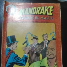 Tebeos: MANDRAKE Nº 2. SUPERCOMICS GARBO. Lote 78163491