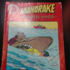 Tebeos: MANDRAKE Nº 14. SUPERCOMICS GARBO. Lote 78163833