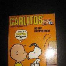 Tebeos: CARLITOS Y LOS CEBOLLITAS Nº 11. BURULAN DE EDICIONES. 1972.. Lote 78595093