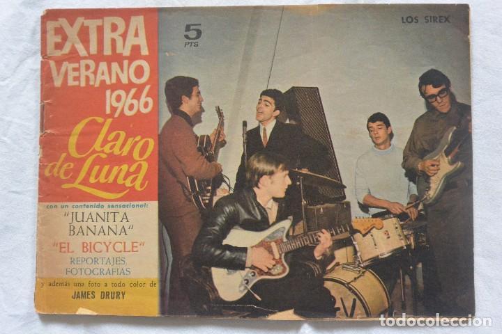 TEBEO EXTRA CLARO DE LUNA VERANO 1966 (Tebeos y Comics - Tebeos Otras Editoriales Clásicas)