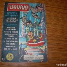 Tebeos: TIO VIVO Nº 11 EDITA CRISOL . Lote 81889508