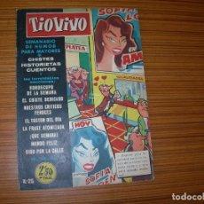 Tebeos: TIO VIVO Nº 25 EDITA CRISOL . Lote 81917864