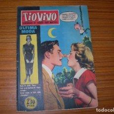 Tebeos: TIO VIVO Nº 58 EDITA CRISOL . Lote 81919900