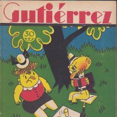 Tebeos: COMIC COLECCION GUTIERREZ Nº 116. Lote 82264384