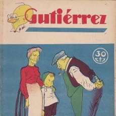 Tebeos: COMIC COLECCION GUTIERREZ Nº 155. Lote 82264532