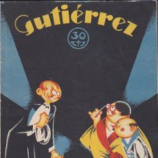 Tebeos: COMIC COLECCION GUTIERREZ Nº 24. Lote 82264680