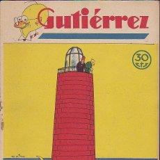 Tebeos: COMIC COLECCION GUTIERREZ Nº 144. Lote 82266640