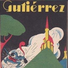 Tebeos: COMIC COLECCION GUTIERREZ Nº 34. Lote 82266896