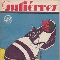 Tebeos: COMIC COLECCION GUTIERREZ Nº 52. Lote 82299568