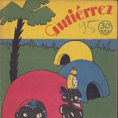 Tebeos: COMIC COLECCION GUTIERREZ Nº 95. Lote 82299704