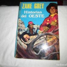 Tebeos: ZANE GREY.HISTORIAS DEL OESTE.EDICIONES LAIDA 1973. Lote 82665304