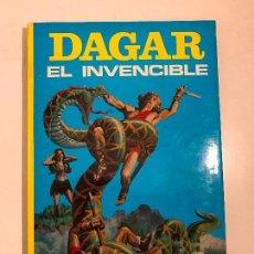 Tebeos: COMICSOR Nº 9. DAGAR EL INVENCIBLE. FHER 1976. IMPECABLE. Lote 203222451