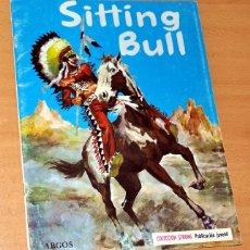 Tebeos: COLECCIÓN STRONG - Nº 2 - SITTING BULL (TORO SENTADO) - EDITORIAL ARGOS - AÑO 1968. Lote 83564208