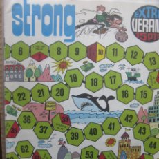 Tebeos: PPRLY - STRONG. EXTRA VERANO 1971. Lote 83890112