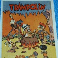 Tebeos: TRAMPOLIN Nº 29 EDICIONES CATOLICA 1952 - MUY BUEN ESTADO - ORIGINAL VER ENVIOS. Lote 84331732