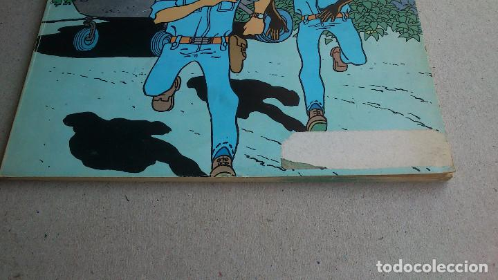 Tebeos: LAS AVENTURAS DE PEDRO VIDAL - LA CASA BAJO LA ARENA - CARBÓ Y MADORELL - OIKOS-TAU - 1969 - Foto 2 - 84655124