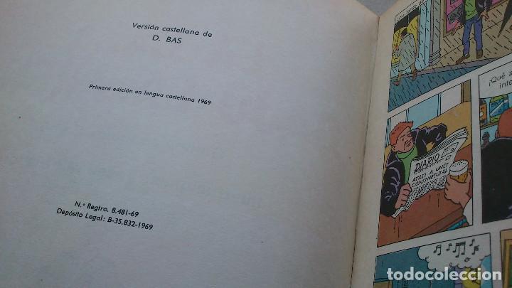 Tebeos: LAS AVENTURAS DE PEDRO VIDAL - LA CASA BAJO LA ARENA - CARBÓ Y MADORELL - OIKOS-TAU - 1969 - Foto 4 - 84655124