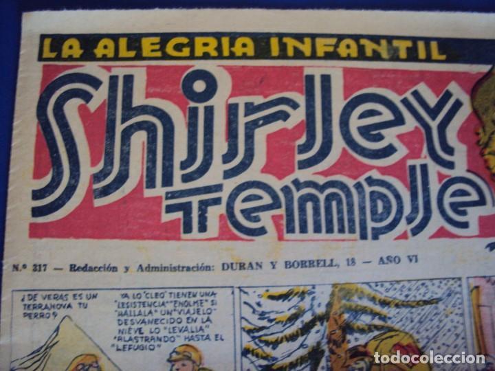 Tebeos: (COM-27)LA ALEGRIA INFANTIL CON SHIRLEY TEMPLE EDIT. EL GATO NEGRO. - Foto 2 - 84944144