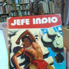 Tebeos: JEFE INDIO. EDITORIAL LAIDA. Lote 85121583