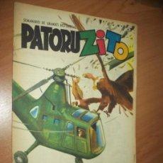 Tebeos: PATORUZITO, COMPLETAS HISTORIETAS, CAWBOYS, BELICAS, CIENCIA FECCION. 1966 TYPO COMIC USA.. Lote 86569860