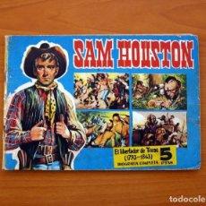Tebeos: CUADERNOS LEJANO OESTE, Nº 3 - SAM HOUSTON - EDITORIAL GESTIÓN 1958. Lote 86813500